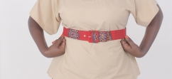 Fabric Belt-Ksh1000.00