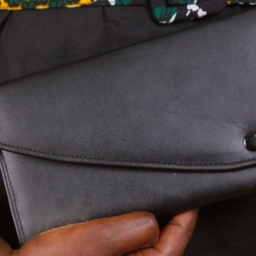Leather Wallet-Ksh2000.00 (Available in a variety of colours)